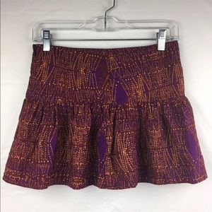 BCBG Generation Mini Summer Skirt SIZE 0